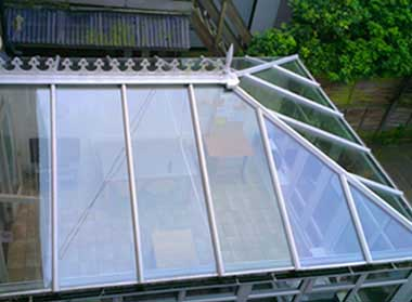 Cleaning House Conservatory