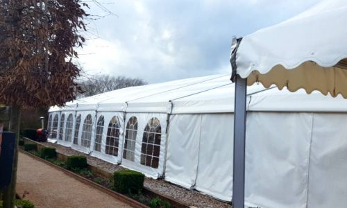Marquee Cleaning Projects