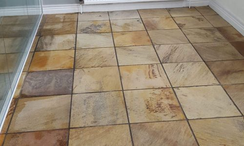 York Stone Floor Clean