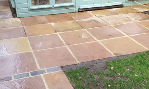 Patio Cleaning in Cambridge